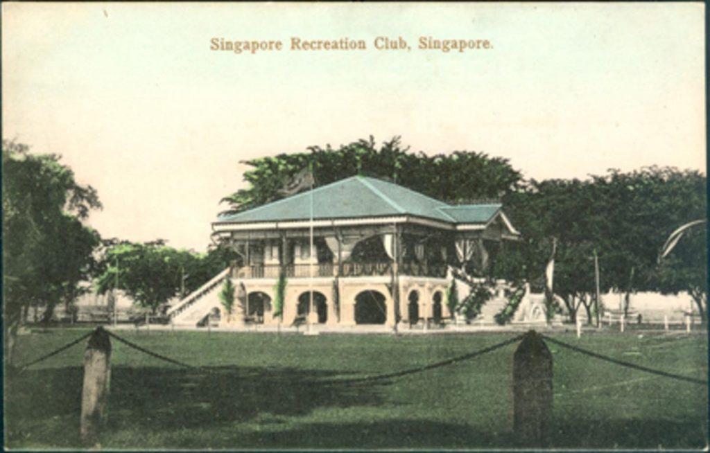 Klub Rekreasi di Singapura