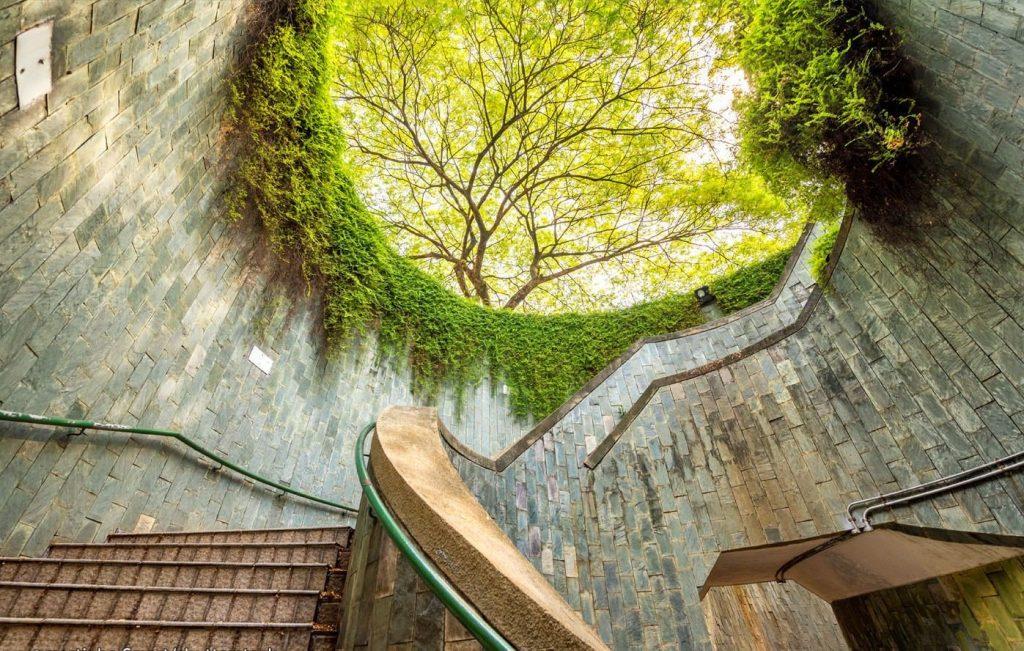 Taman Berekreasi di Singapura