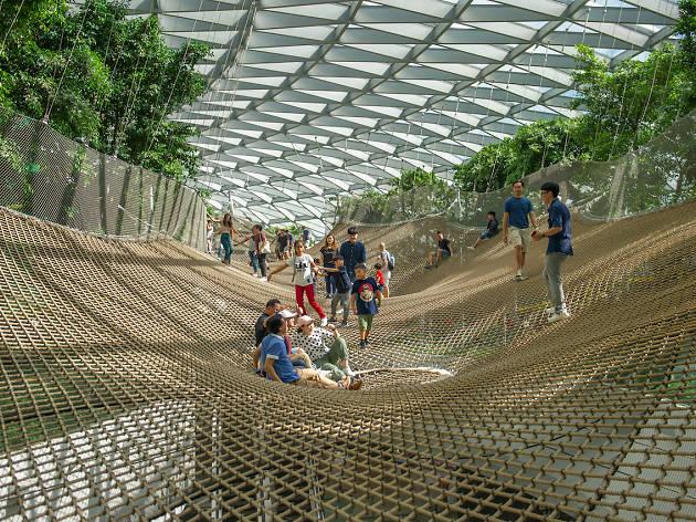 Taman Bermain Indoor Untuk Anak-Anak