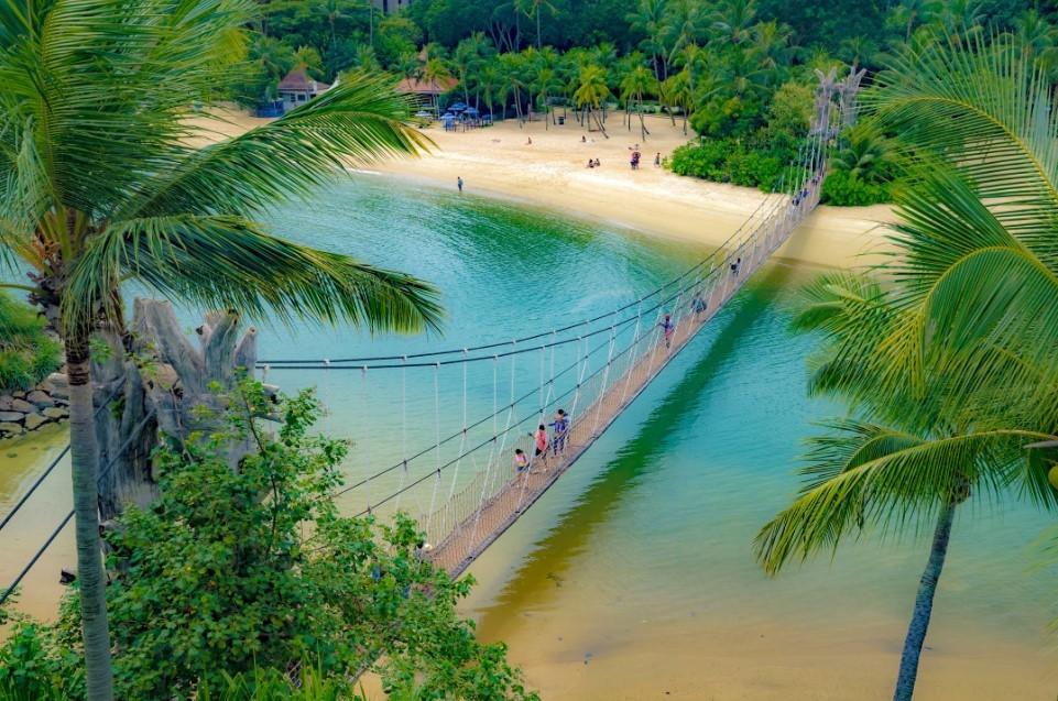 Pantai Mempesona di Singapura Untuk Berekreasi